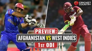 AFG vs WI 2017, 1st T20I, Preview: A battle beyond the spotlight