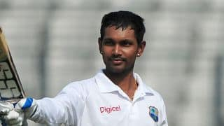 Denesh Ramdin named West Indies Test captain