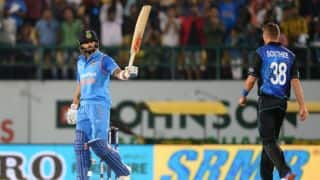 Virat Kohli not just an example for youngsters in the Indian team