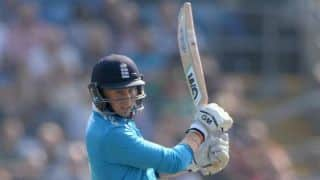 Joe Root completes sixth ODI half-century against India at Headingley