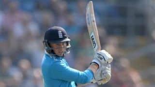 Joe Root completes sixth ODI half-century against India at Headingley