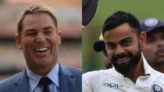 India favourites to beat Australia: Shane Warne