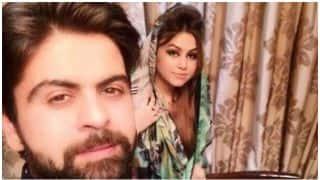 Pakistan cricketer Ahmed Shehzad celebrates wedding anniversary with wife Sana Murad; shares pic