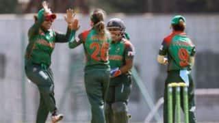महिला क्रिकेट: बांग्लादेश ने पाकिस्तान को एक मात्र वनडे में 6 विकेट से हराया
