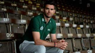 James Anderson likely to miss South Africa Test series due to groin injury
