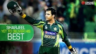 Sharjeel Khan: My best is yet to come in international cricket