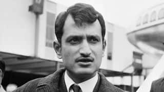 """Tough character and a father figure,"" tributes pour in following Wadekar's passing"