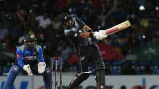 SL vs NZ, 2nd T20I: Colin de Grandhomme, Tom Bruce fifty guide New Zealand to win series