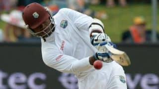 Pakistan vs West Indies, day-night Test: West Indies reach 138/2 at Tea