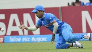 ICC Under-19 Cricket World Cup 2016 Final: Poor fielding to be blamed for India's defeat against West Indies, says Ishan Kishan