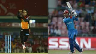 IPL 2017: Indian government making documentary on Rashid Khan, Mohammad Nabi
