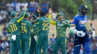 5th ODI: South Africa eye series whitewash against Sri Lanka