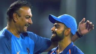 "Ravi Shastri slams critics, ""When you win, the other team isn't playing well"""