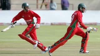 Zimbabwe vs Afghanistan 2014, 1st ODI at Bulawayo: Hosts cruise towards target