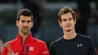 Novak Djokovic 3-1 Andy Murray | Live Tennis Score, Novak Djokovic vs Andy Murray, French Open 2016, Final at Roland Garros: Novak Djokovic wins French Open