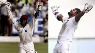 20 years after Brain Lara's epic 153* in one-wicket win, Kusal Perera hits 153* in one-wicket win