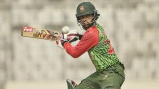 Tamim becomes first Bangladesh player to score 6,000 ODI runs