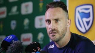 Du Plessis dismisses Smith's comment on Rabada's bad: calls it a fair