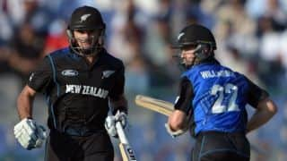 Pak vs NZ ODI series 2014: Recap