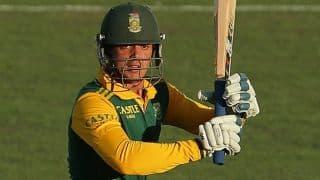 Quinton de Kock's century in vain as Australia register two wicket win over South Africa