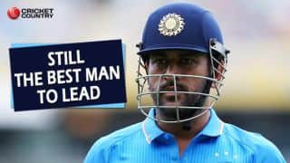 India vs Australia 2015-16: Why calls for MS Dhoni's retirement must stop