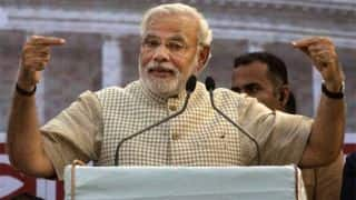 Narendra Modi will not attend FIFA World Cup 2014 final