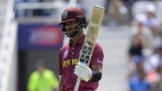 Shai Hope keen for West Indies to learn from their World Cup experience