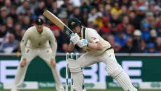 The Ashes 2019: David Warner, Marnus Labuschagne fifty takes Australia to 170/3