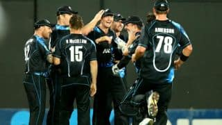 New Zealand beat West Indies by 81 runs in 1st T20I