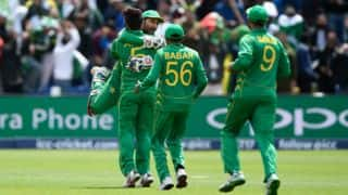 Pakistan announce 16-man squad for T20Is vs World XI