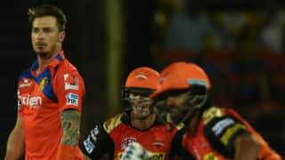 SRH to face GL in Qualifier 2 of IPL 2016