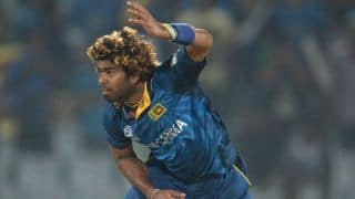 T20 World Cup 2016: Jeffrey Vandersay replaces injured Malinga in Sri Lankan squad