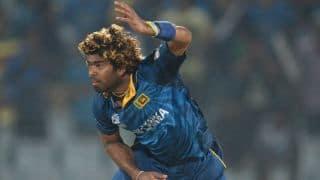 T20 World Cup 2016: Jeffrey Vandersay replaces injured Malinga in Sri Lankan squad