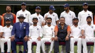 India win first Test series in Australia following SCG wash-out