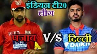 IPL 2019, Delhi Capitals vs Kings XI Punjab, 13th Match, Updates