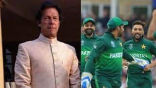 Pakistan is working on developing world's 'best cricket team, says PM Imran Khan