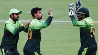 Imam ul haq's 128 leads Pakistan to first ODI win in 2018