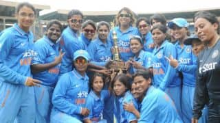 India Women's squad and schedule announced for series against Sri Lanka