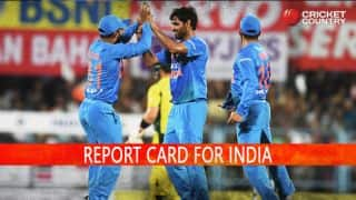IND vs AUS T20Is: Marks out of 10 for hosts