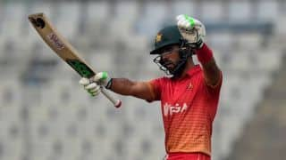 Sikandar Raza 'speechless' after ICC replaces Zimbabwe in World T20 qualifiers