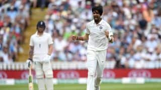 Talking Points: Ishant, Curran, dropped catches and more from day three at Edgbaston