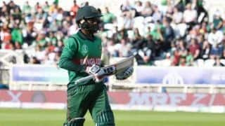 World Cup 2019: Mehidy Hasan injured during practice session