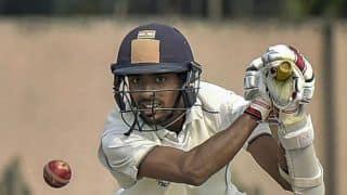 Duleep Trophy 2019: Abhimanyu Easwaran scores 153 as India Red march towards title