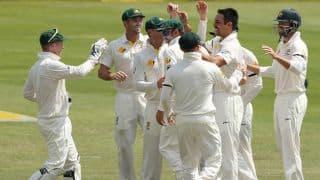 Live Cricket Score: South Africa vs Australia 1st Test at Centurion, Day 3