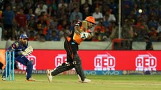 IPL 2017: Dhawan credits hard work for match-winning knock in SRH vs MI clash