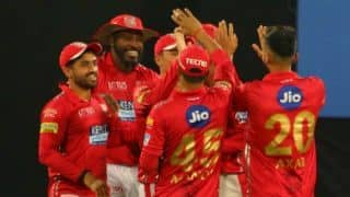 IPL 2018, Match 38: Mujeeb Ur Rahman stars as KXIP restrict RR to 152 for 9