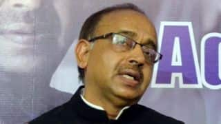 Vijay Goel: India cannot play Pakistan until cross-border terrorism is stopped
