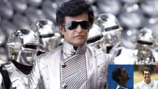 Rajinikanth finds a fan in Ross Taylor!