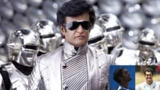 Rajinikanth finds a fan in Ross Taylor!