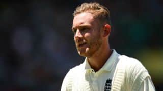 Stuart Broad calls Australian cricketers hypocrite over ball-tampering row